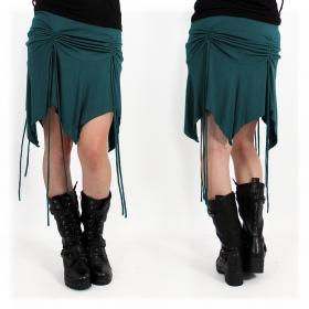 """""""Arzû"""" skirt, Dark teal"""