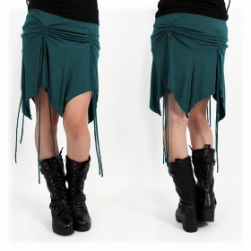 """Arzû"" skirt, Dark teal"