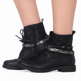 """""""Unyen"""" boots, Black"""