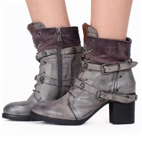 """""""Olwë"""" boots, Grey"""