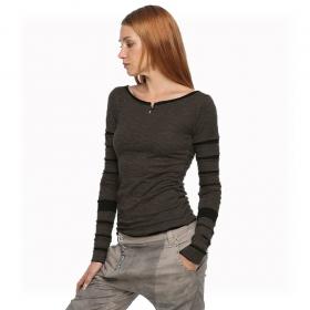 """""""Lampu"""" sweater, Charcoal"""