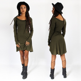 """Ysïaa"" dress, Khaki"