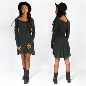 """Ysïaa"" dress, Charcoal"