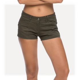 """Magni"" shorts, Dark khaki"