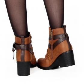 """""""Akhila"""" boots, Camel"""