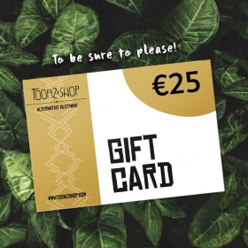 Gift certificate 25€