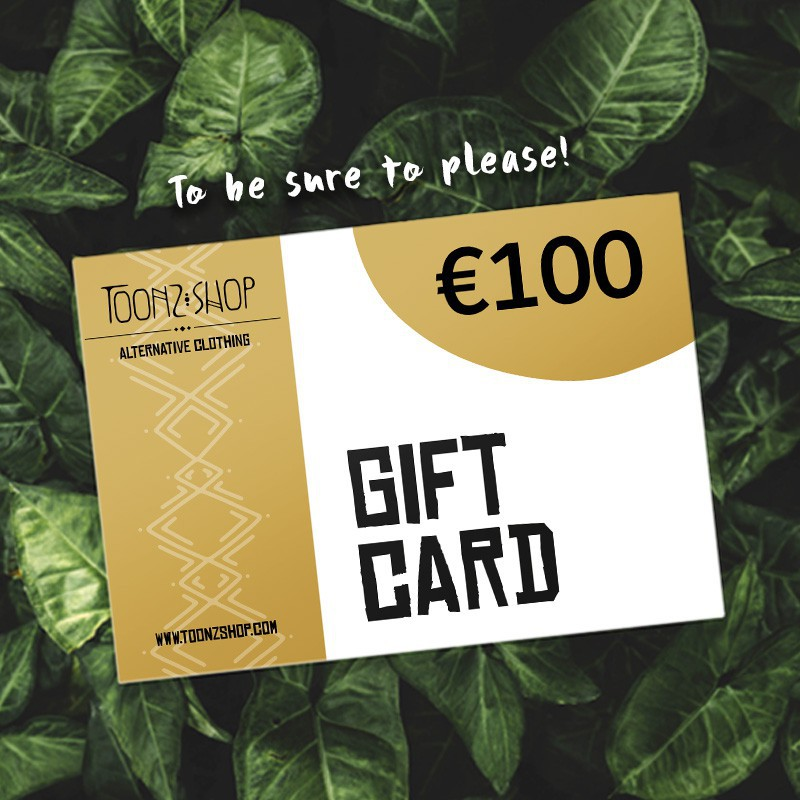Gift certificate 100€