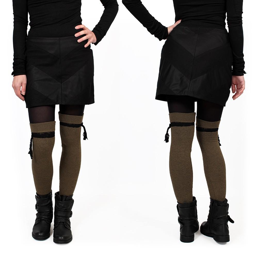 """""""Vision"""" skirt, Black"""