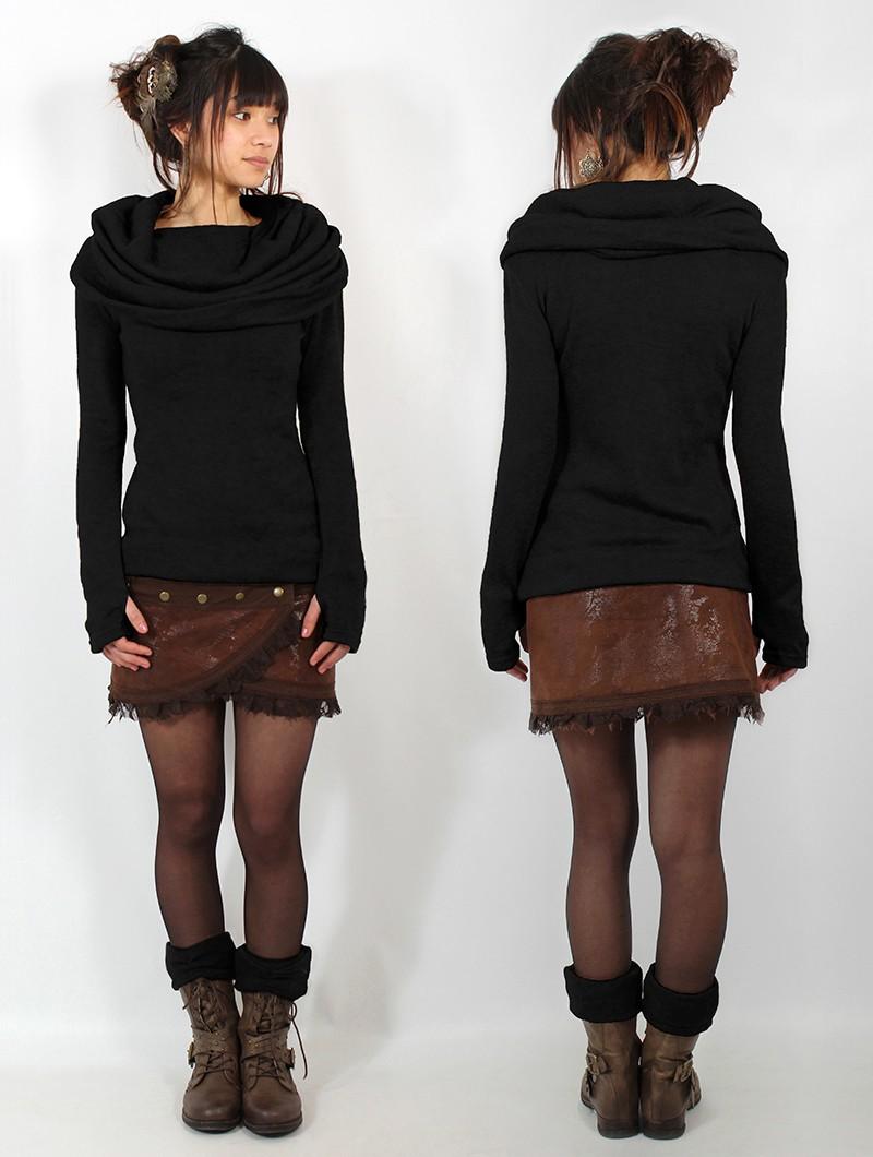 """Mantra"" pullover, Black"