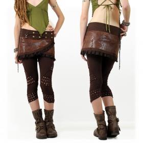 """""""Nirmala"""" leggings, Brown"""