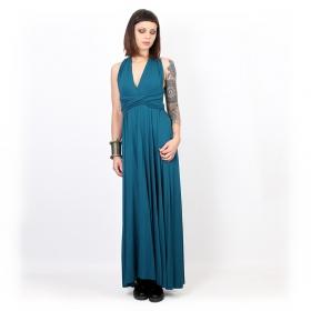 """Wakiza"" dress, Blue"