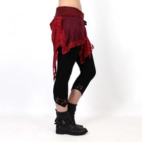 """Chibi Moon"" skirt, Deepred"