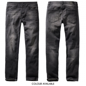 """Rover"" jeans, Stowashed Black"