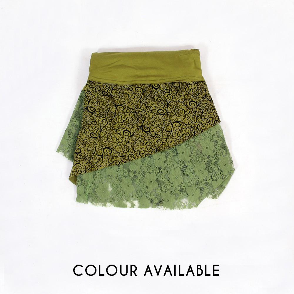 """Tarmy"" dress, Moss green"