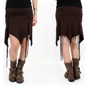"""Arzû"" skirt, Brown"