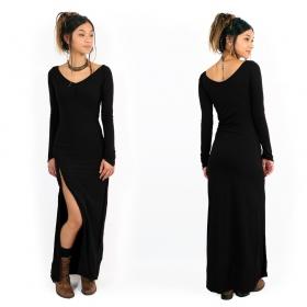 """Aryäa"" dress without lacing, Black"