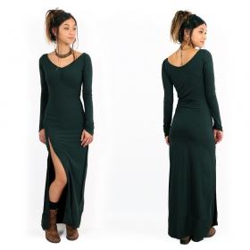 """""""Aryäa"""" dress without lacing, Dark teal"""