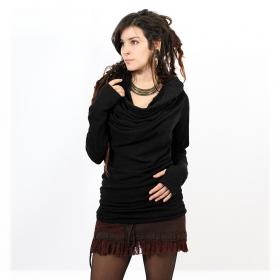 """""""Kali"""" pullover, Black"""