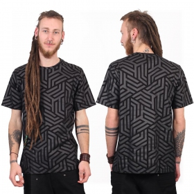 """Labyrinth"" t-shirt, Black"