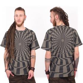 """""""Vortex"""" t-shirt, Grey"""