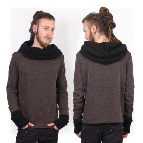 """Nemöo"" sweater, Brown"
