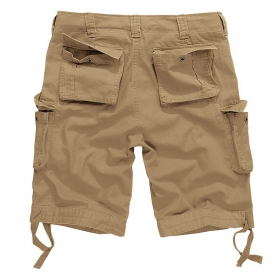 """Urban Legend"" cargo combat shorts, Beige"