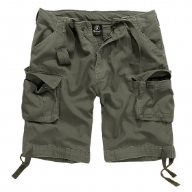 """Urban Legend"" cargo combat shorts, Khaki green"