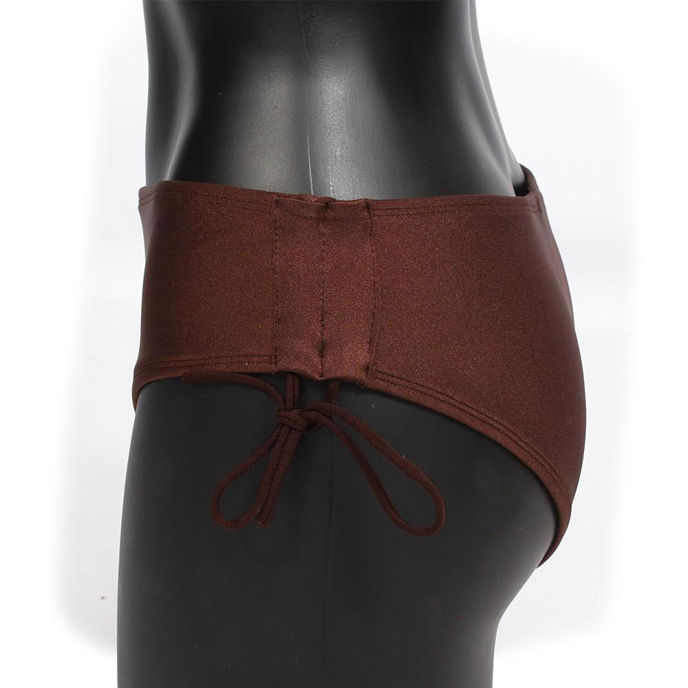 """""""Elani"""" bikini bottom, Brown"""
