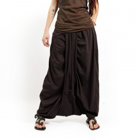 """Madhula"" harem pants, Brown"