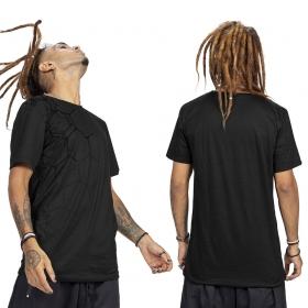 """""""Tierra Pollux"""" t-shirt, Black"""
