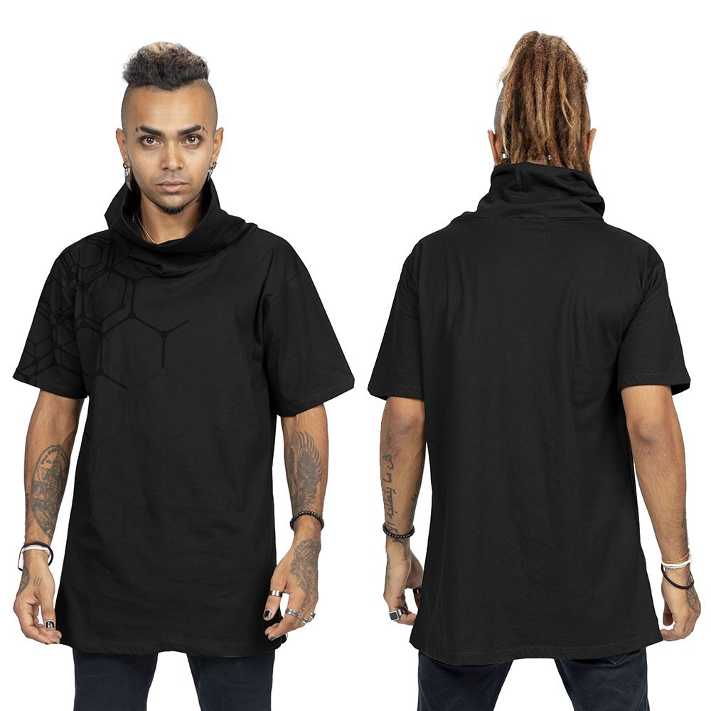 """Pollux"" t-shirt, Black"