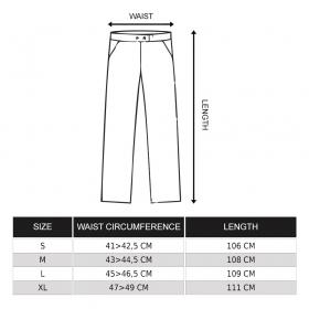 Molecule Pants 451019, orange