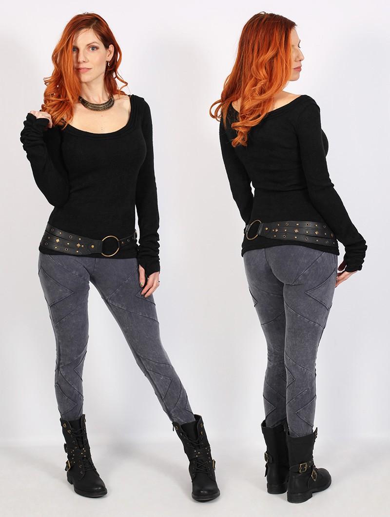 """Ysïs"" pullover, Black*"