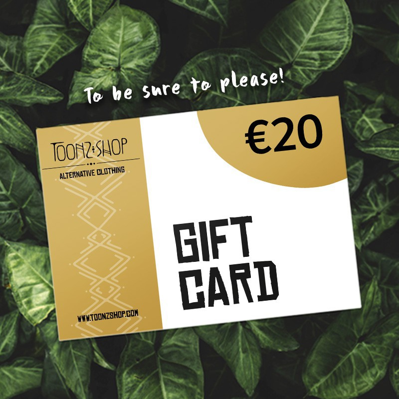 Gift certificate 20€