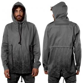 """""""Storm"""" zipped jacket, Grey"""