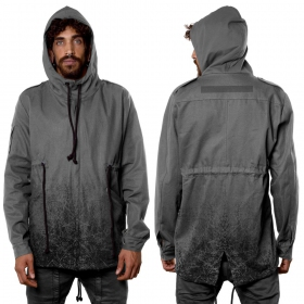 """Storm"" zipped jacket, Grey"