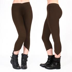 """Shayäa"" leggings, Brown"