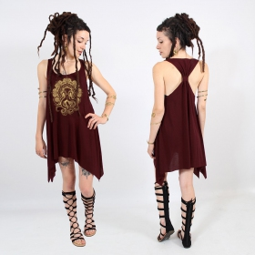 """Kalaya Octopus"" knotted tunic - Various colors available"