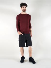 """""""Cirdan"""" denim shorts, Black"""