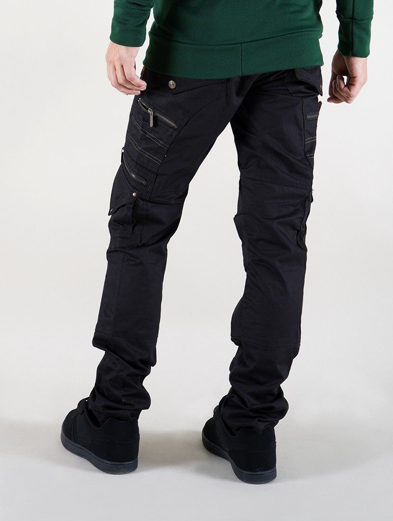 """Alternative"" pants, Black"