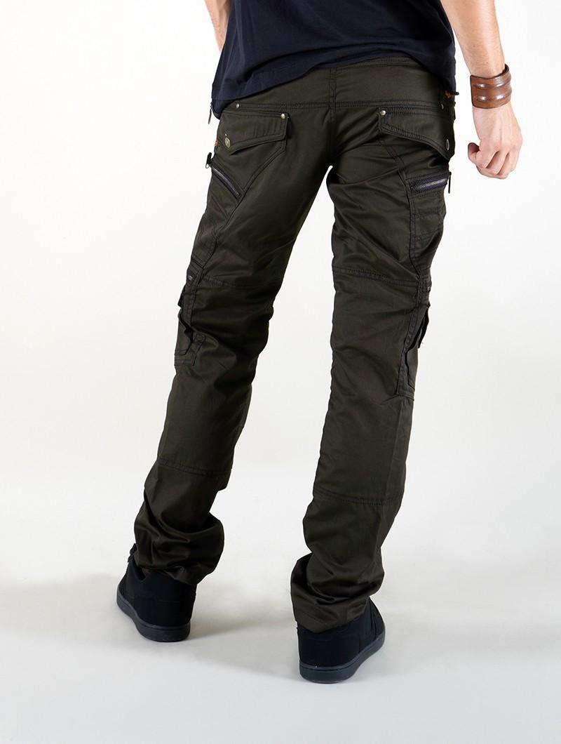 """Alternative"" pants, Dark brown"