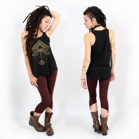"""""""Waia Dragonfly"""" tank top - Various colors available"""
