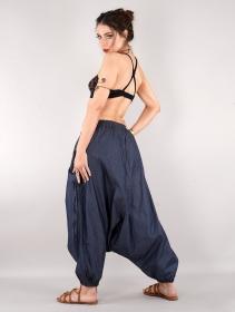 """Saswat"" Gender neutral harem pants, Jean"