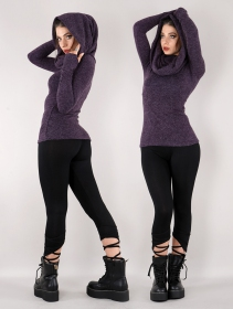 """Mantra"" pullover, Purple"