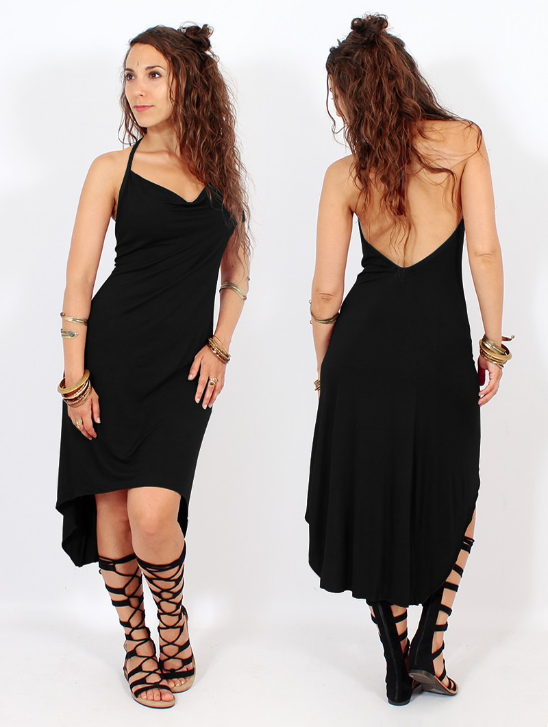 """Trisha"" dress, Black"