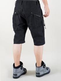 """""""Vanyar"""" denim shorts, Black"""