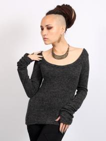 """""""Ysïs"""" pullover, Dark grey"""