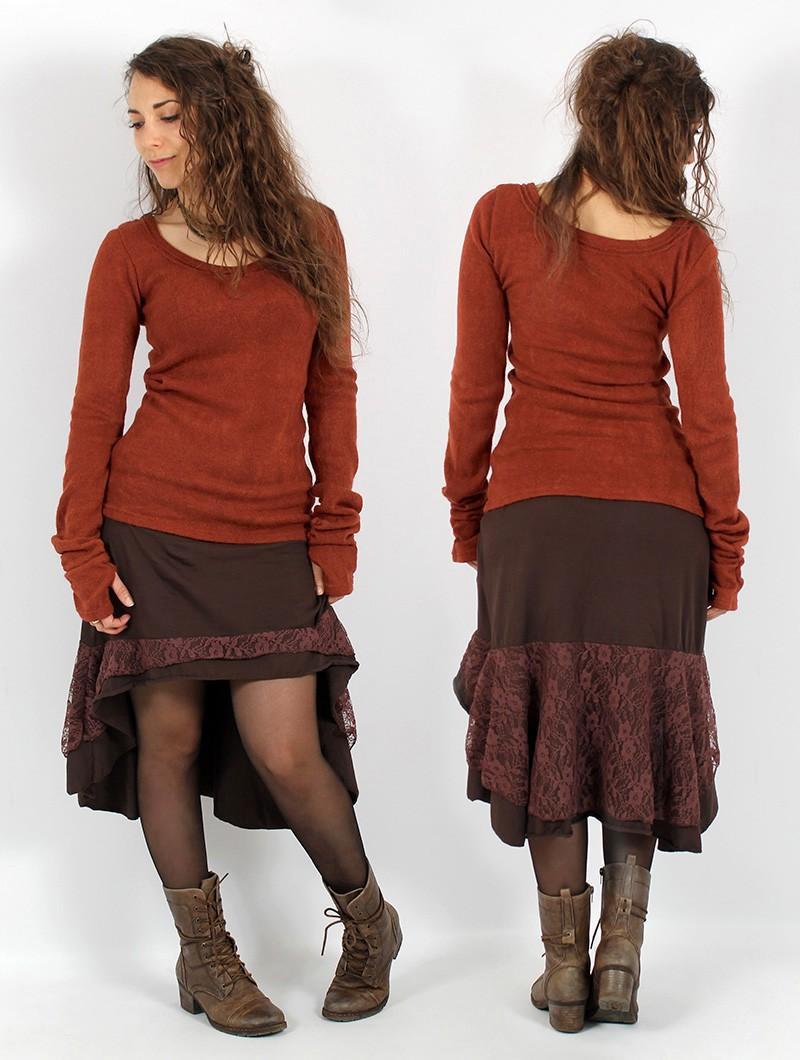 """""""Ysïs"""" pullover, Sienna"""