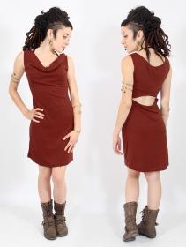 """May-Lï"" dress, Caramel"