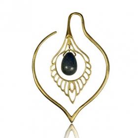 \'\'Paanee Lapis\'\' ear jewel